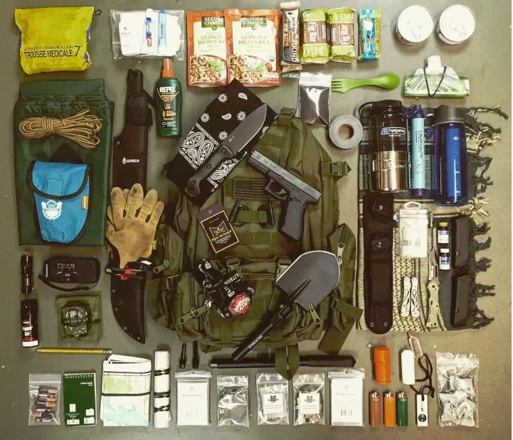 the ultimate bug out bag checklist