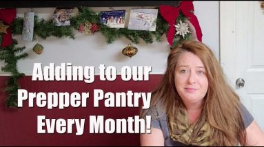 10 Non Food Items I buy Every Month for our Prepper Supplies
