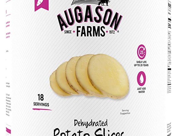 Augason Farms Dehydrated Potato Slices