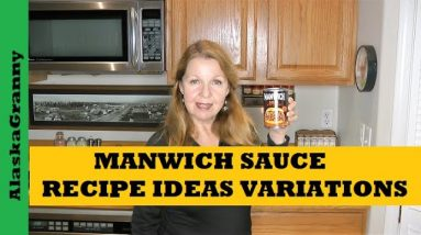 Manwich Sauce - How To Use Long Term Food Storage - Easy Recipes Manwich Sauce