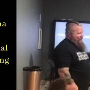 ATS 2021 Part 5 - Trauma & Rational Thinking - Dr. Trevor Wilkins the Angry Viking Therapist