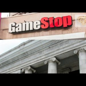 GAMESTOP THE BANKS: PAY OFF DEBT, DONT BORROW, GET OUT OF THE SYSTEM & BECOME YOUR OWN CENTRAL BANK