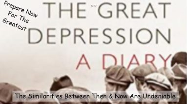 Undeniable Similarities Between The GREAT DEPRESSION and the PRESENT!  PART 1