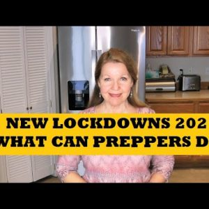 New Lockdowns What Can Preppers Do Now - Inauguration Day Challenges