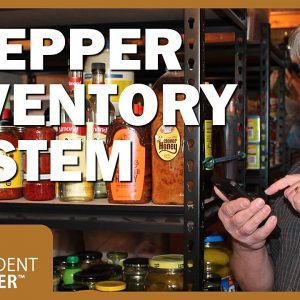Prepper Nerd Food Storage Inventory System: Plan, Track, and Organize Your Preps