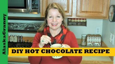 DIY Hot Chocolate Mix From Prepper Pantry