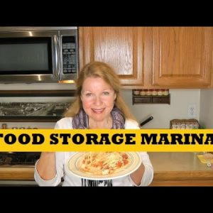 Easy Marinara Sauce Prepper Pantry Clean Out Recipe From Food Storage