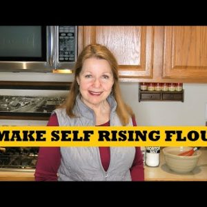 How To Make Self Rising Flour