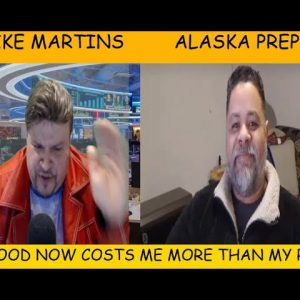 INTERVIEW WITH MIKE MARTINS PT 2; FOOD SHORTAGES, INFLATION & HOW TO PREPARE TO STAY ALIVE