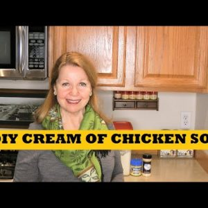 DIY Cream Chicken Soup Mix - How To Use Hoosier Hill Farm Cream Powder In Prepper Pantry