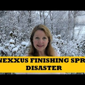 Nexxus Finishing Mist Hair Spray  Disaster Nexxus Review