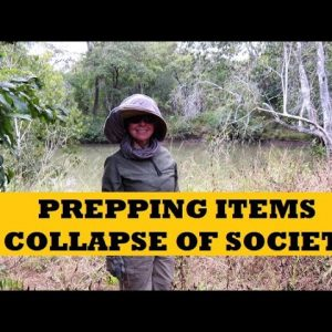 Prepping Items Collapse of Society What to Stockpile Hoard or Barter