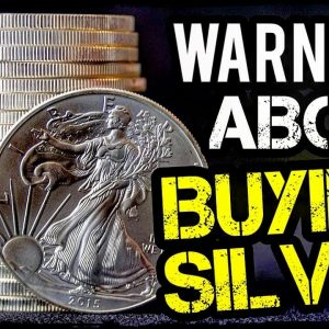 WARNING: Silver Shortage? Don't BE FOOLED!
