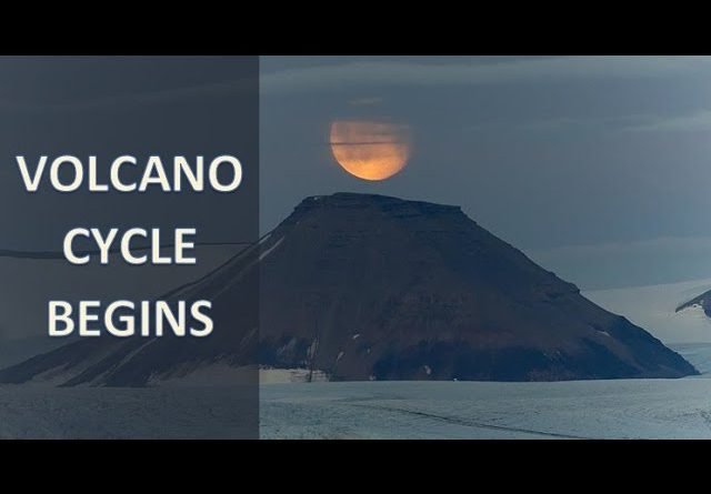 750 Year Eruption Cycle Begins Will it Affect Our Civilization ?