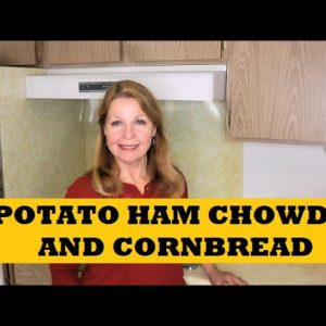 Potato Ham Chowder Soup Prepper Pantry Clean Out Recipe From Food Storage