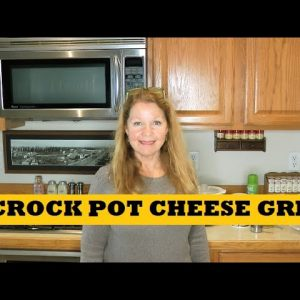 Crock Pot Cheese Grits - How To Store Grits So They Last Longer