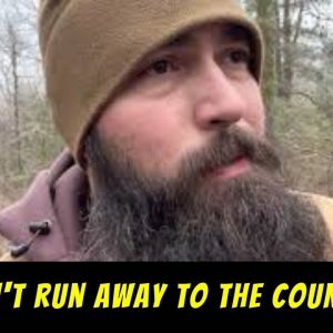 Don't Run Away to The Country