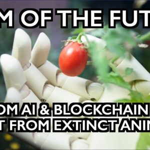 Farm of the Future: AI+Blockchain & DNA Library