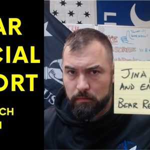 Jina, Stimulus, and EMPs - Bear Report PART 1 –1 MAR 2021