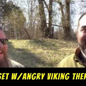 Mindset w/ The Angry Viking Therapist Dr. Trevor Wilkins