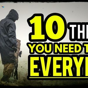 Prepare for Whats Coming: 10 Things to Do DAILY