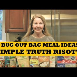 Simple Truth Risotto Meal Review Prepper Pantry Food Choices