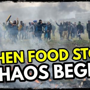 The Coming Food Catastrophe:  Prepare While you Can