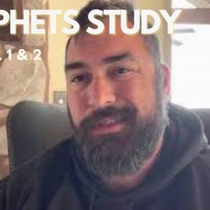 2 Samuel 1 & 2 – The Prophets Bible Study