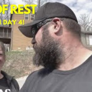 Day of Rest - Vacation VLOG Day 4