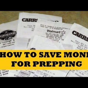 How To Save Money For Prepping Ways Preppers Save Money