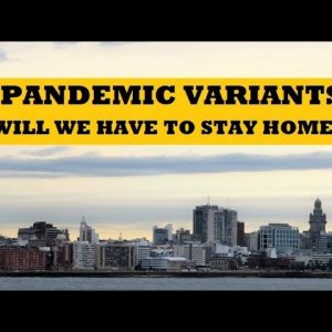 Pandemic Variants Will We Have To Stay Home Again?  Must Have Supplies