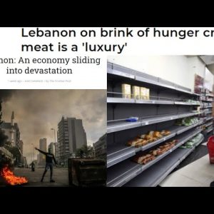 """WHAT IT'S LIKE AFTER A CURRENCY COLLAPSE; """"MEAT & CHICKEN ARE LUXURIES ONLY POLITICIANS CAN AFFORD"""""""