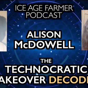 Alison McDowell: The Technocratic Takeover Decoded - Ice Age Farmer Podcast