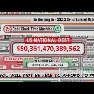 MUST WATCH: THIS SYSTEM WILL FAIL, THE QUESTION IS: WILL YOU BE PREPARED?
