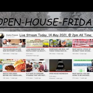 OPEN HOUSE FRIDAY - WHY PRICES WILL CONTINUE TO RISE FOREVER