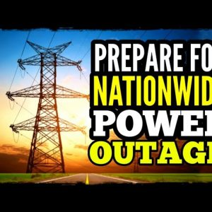 Surviving When the Grid Goes Down: Be Prepared
