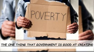 THE $22,000,000,000,000,000 WAR ON POVERTY & MORE THAN 50 YEARS OF FAILURE