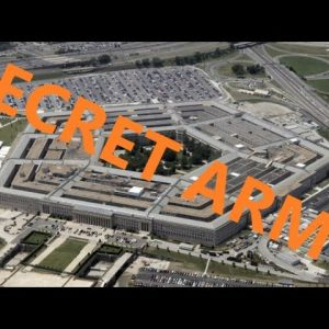 The Pentagon's Secret Army - Bear Report 19 MAY 21