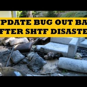 Update Your Bug Out Bag After SHTF Disaster Catastrophe
