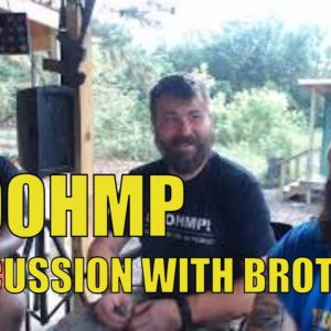 COOHMP Discussion with Brothers