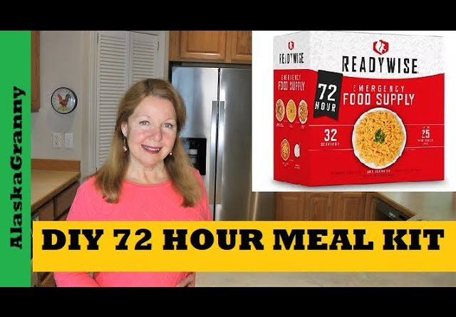 ReadyWise 72 Hour Kit - What's In It - Is It Worth It - DIY Your Own 72 Hour Kit