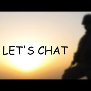 LET'S CHAT:  DON'T STRESS OVER THINGS THAT YOU CAN NOT CONTROL