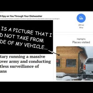 MUST WATCH: THIS PICTURE SAYS IT ALL; WE HAVE ABSOLUTELY ZERO PRIVACY & ARE TRACKED EVERYWHERE WE GO
