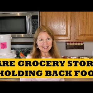 Are Grocery Stores Holding Back Food  Why Are Expiration Dates The Same