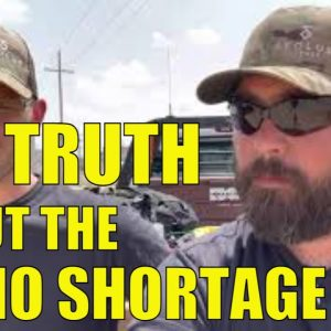 The TRUTH about the Ammo Shortage