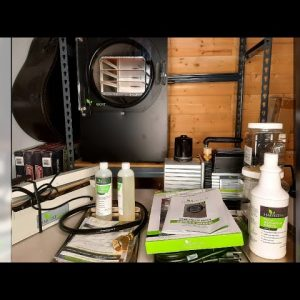 HARVESTRIGHT FREEZE DRYER & EVERYTHING THAT COMES IN THE BOX