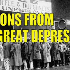 SHTF Lessons from The Great Depression