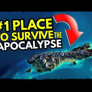 The Elites Are Fleeing Here to Survive the Coming Collapse (seriously)