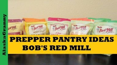 Bob's Red Mill Prepper Pantry Healthy Grains Gluten Free Products