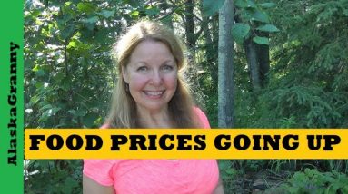 Food Prices Going Up   Stock Your Prepper Pantry Now